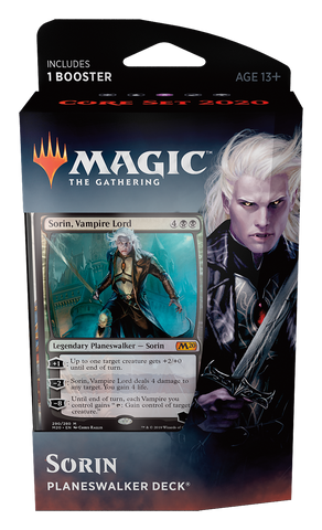 Sorin 2020 - Planeswalker Deck (Magic the Gathering): www.mightylancergames.co.uk