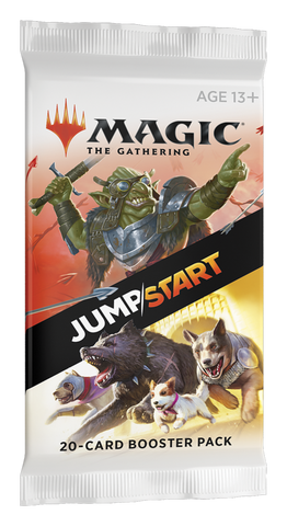 Magic The Gathering - Jumpstart Booster Pack