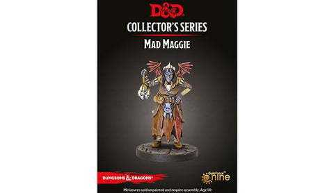Mad Maggie - Collectors Series D&D :www.mightylancergames.co.uk