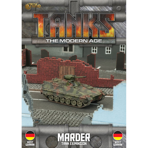 Tanks, The Modern Age - Marder Expansion