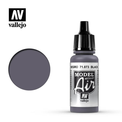 Black (Metallic) - 17Ml Model Air