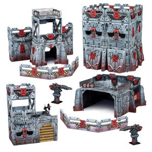 Military Compound- Terrain Crate