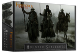 FireForge Games: Mounted Sergeants Cavalry