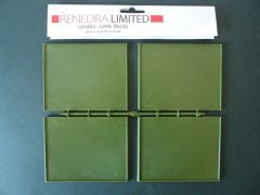 Renedra Plastic Movement Tray - 100mm x 80mm