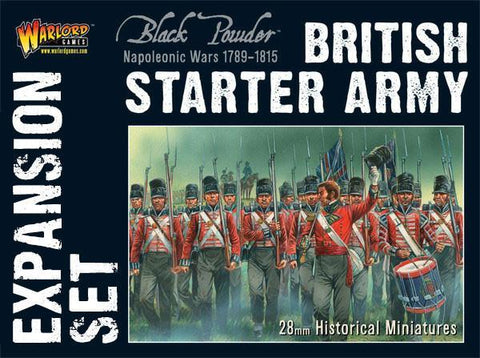 Napleonic British Starter Army Expansion Set (Waterloo Campaign)