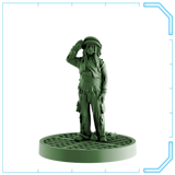 Newt Miniature - Aliens - Another Glorious Day In The Corps Board Game