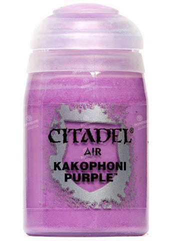 Citadel Air  - Kakophoni Purple (24ml) :www.mightylancergames.co.uk