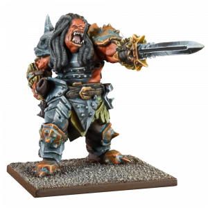 Ogre Matriarch MightyLancerGames