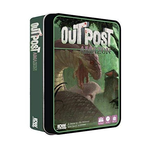 Outpost Amazon: www.mightylancergames.co.uk