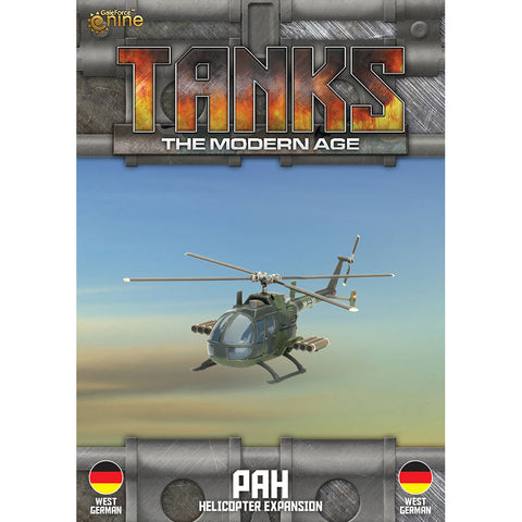 Tanks, The Modern Age - PAH Helicopter