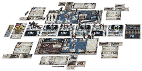 Dead of Winter - Waring Colonies: www.mightylancergames.co.uk