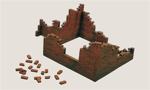 Italeri 1/35 - Brick Walls No. 405: www.mightylancergames.co.uk