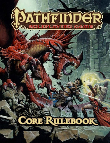 Pathfinder Core Rulebook: www.mightylancergames.co.uk