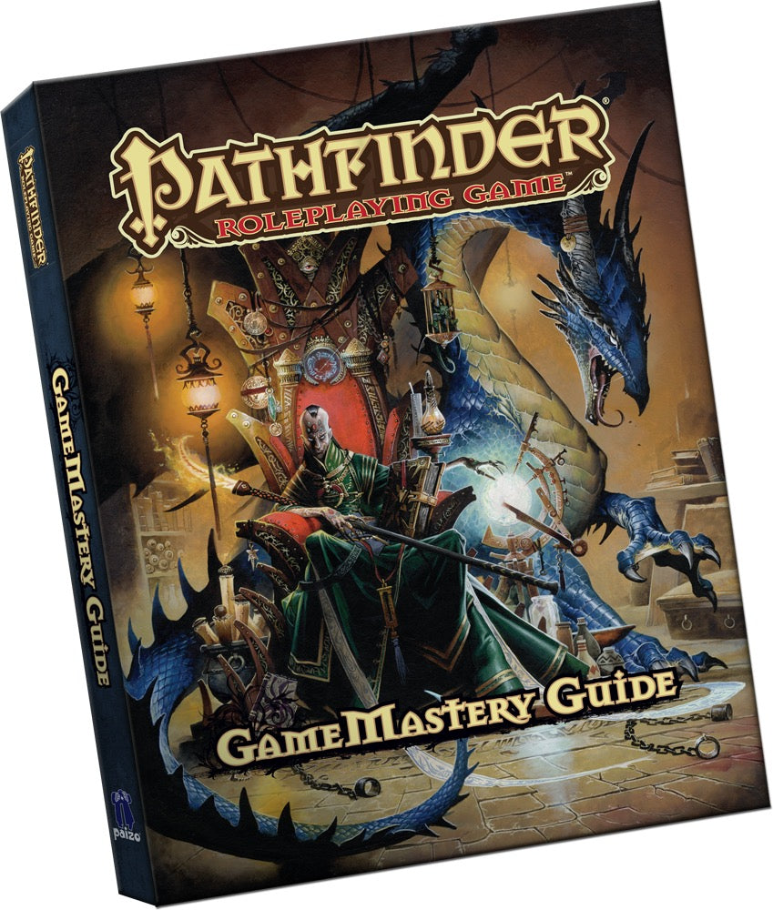 Pathfinder Roleplaying Game: GameMastery Guide [Pocket Edition]