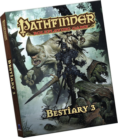 Bestiary 3 (PFRPG) Pocket Edition - Pathfinder Roleplaying Game