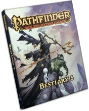 Bestiary 5 - Pathfinder Roleplaying Game :www.mightylancergames.co.uk