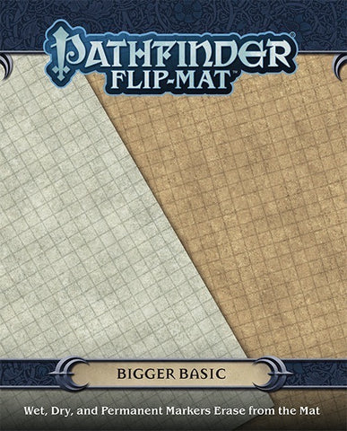 Pathfinder Flip Mat: Bigger Basic