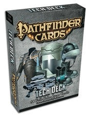 Pathfinder Cards: Tech Deck