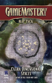 Pathfinder Map Pack: Extradimensional Spaces