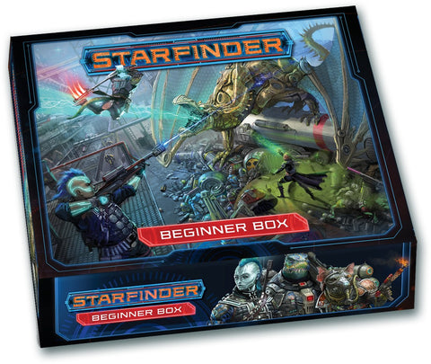Starfinder Beginners Box: www.mightylancergames.co.uk