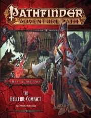 Hellfire Compact (Hell's Vengeance 1 of 6) - Adventure Path #103 (Pathfinder RPG 1st Edition) :www.mightylancergames.co.uk