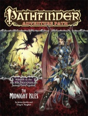 Pathfinder: The Midnight Isles (Wrath of the Righteous 4 of 6