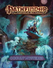Pathfinder Campaign Setting - Occult Mysteries: www.mightylancergames.co.uk
