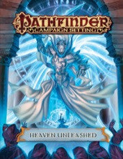 Pathfinder Cmpaign Setting - Heaven Unleashed: www.mightylancergames.co.uk