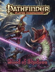 Pathfinder Roleplaying Game: Blood of Shadows - Pathfinder Companion