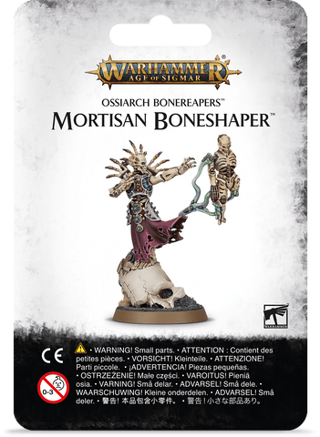 Mortisan Boneshaper - Ossiarch Bonereapers