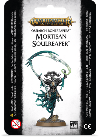 Mortisan Soulreaper - Ossiarch Bonereapers