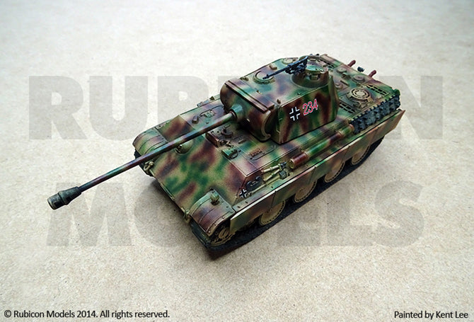 German Panther Ausf G