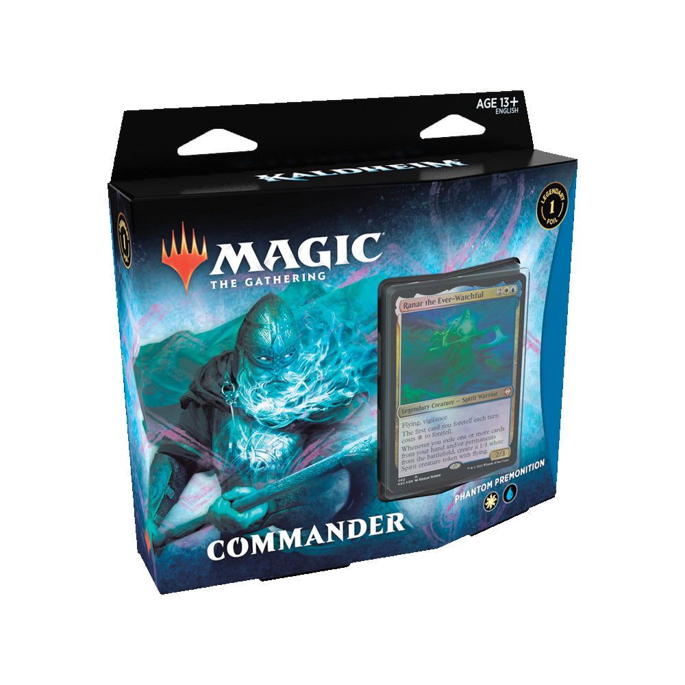 Phantom Premonition Commander Deck