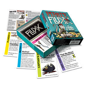 Pirate Fluxx: www.mightylancergames.co.uk