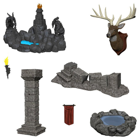 Pools & Pillars - 90045 (Wizkids UPM) :www.mightylancergames.co.uk