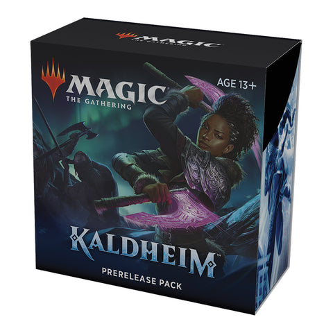 Kaldheim Prerelease Kit For Magic The Gathering