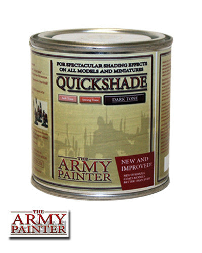 The Army Painter: Quickshade - Dark Tone