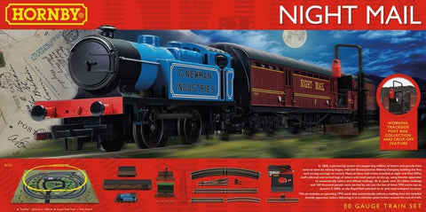 Night Mail Train Set - Hornby - R1237