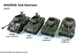 US M10 / M36 Tank Destroyer