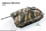 German Jagdpanzer 38(t) Hetzer (Rubicon) :www.mightylancergames.co.uk