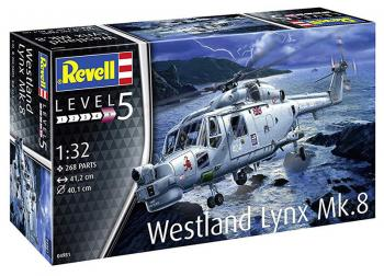 Revell 1/32 - Westland Lynx Mk.8: www.mightylancergames.co.uk