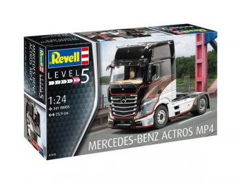 Revell Mercedes-Benz Actros MP4 - 1:24