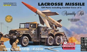 Lacrosse Missile and Truck - Revell Monogram 1:32