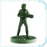 Ripley Miniature - Aliens - Another Glorious Day In The Corps Board Game