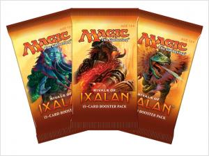 Rivals of Ixalan 15 Card Booster: www.mightylancergames.co.uk