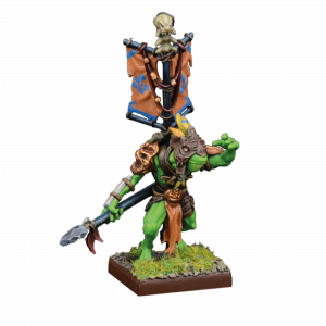 Riverguard Sentinel - Trident Realm (Kings of War & Vanguard) :www.mightylancergames.co.uk