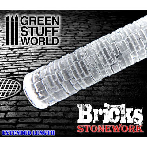 Bricks - Rolling Pin - 1162 Green Stuff World