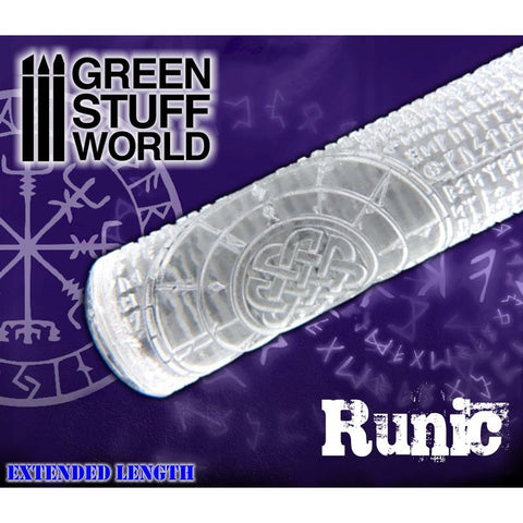 Runic - Rolling Pin - 1222 Green Stuff World