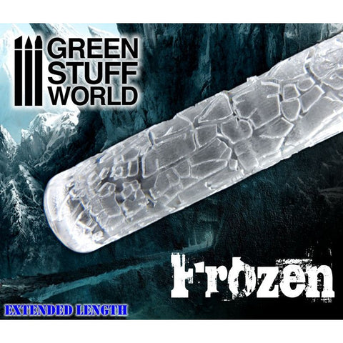 Frozen - Rolling Pin - 1225 Green Stuff World