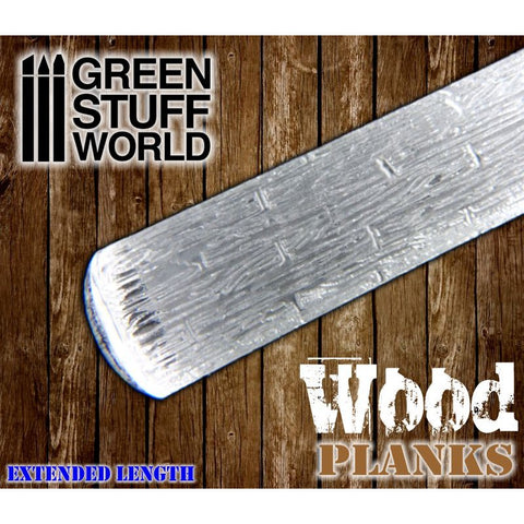 Wooden Planks - Rolling Pin - 1226 Green Stuff World
